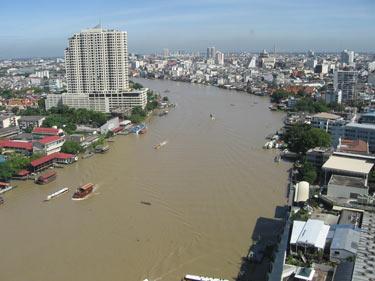Hotel View - Bangkok