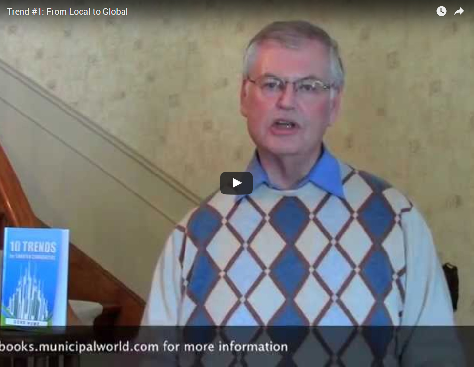 Gord Hume Video Clip From Global to Local